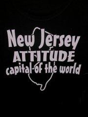NEW JERSEY ATTITUDE CAPITAL OF THE WORLD