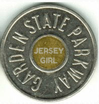 JERSEY GIRL TOKEN