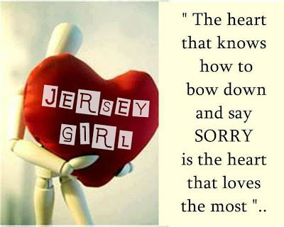 JERSEY GIRL THE HEART THAT LOVES THE MOST