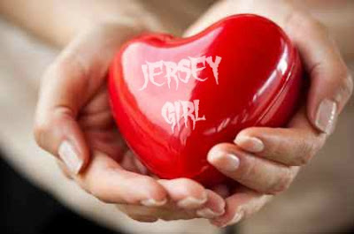 JERSEY GIRL HEART