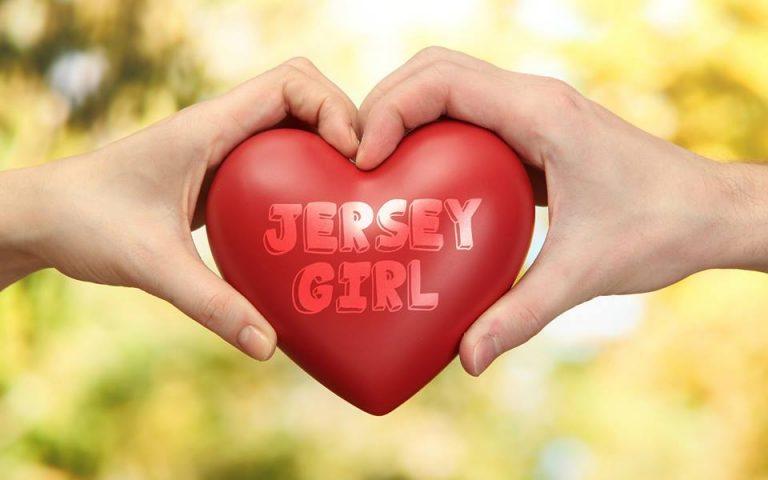 Jersey Girls Heart