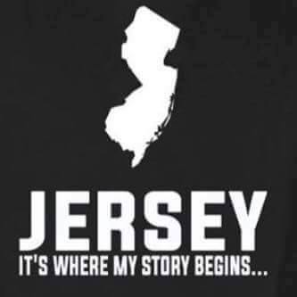 Jersey-It's Where My Story Begins