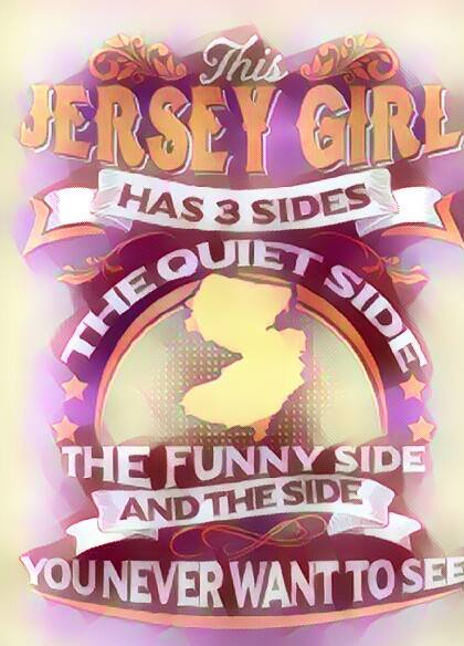 This Jersey Girl Has 3 Sides