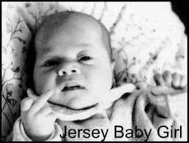 JERSEY BABY GIRL