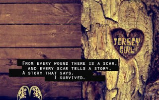 EVERY SCAR TELLS A STORY ….