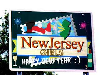 NEW JERSEY GIRLS ..HAPPY NEW YEAR !!