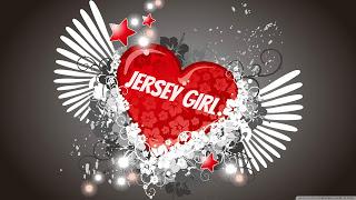 JERSEY GIRL HEART DESIGN