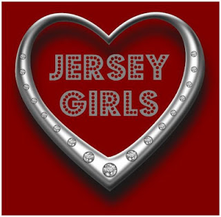 JERSEY GIRL DIAMOND HEART