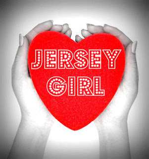 JERSEY GIRL RED HEART