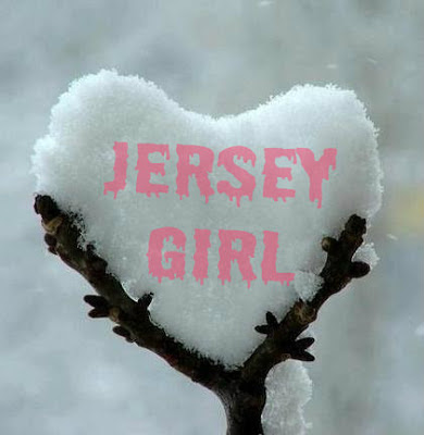 JERSEY GIRL HEART OF SNOW