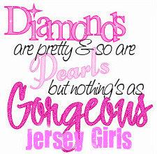 GORGEOUS JERSEY GIRLS