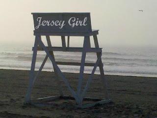 Jersey Girl Lifeguard Chair
