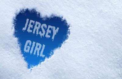 JERSEY GIRL SNOW HEART