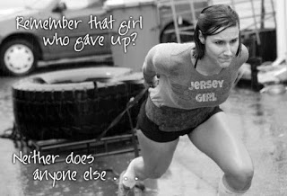 REMEMBER THAT GIRL WHO GAVE UP?????