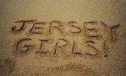 JERSEY GIRLS WRITTEN IN SAND