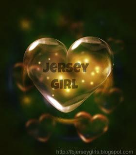 JERSEY GIRL BUBBLE HEART