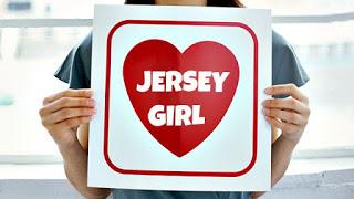 JERSEY GIRL HEART SIGN