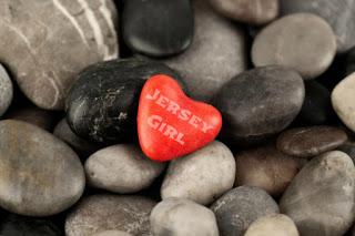 JERSEY GIRL RED ROCK HEART
