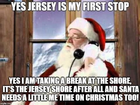 YES..JERSEY IS MY FIRST STOP