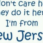 I'm From New Jersey