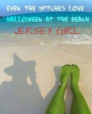Jersey Girl Halloween at the Beach