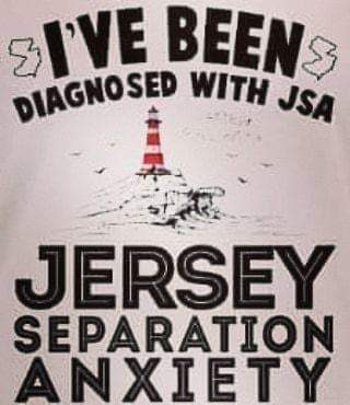 I've been diagnosed with JSA