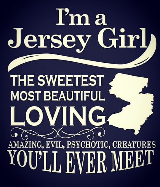 The Sweetest Most Beautiful Jersey Girl