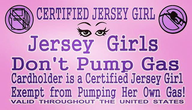 CERTIFIED JERSEY GIRL
