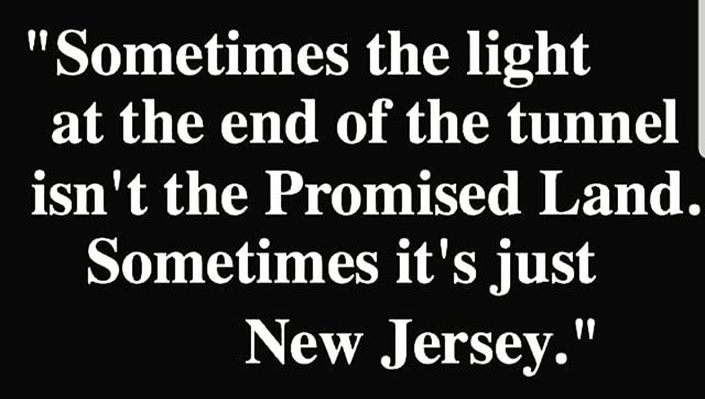 NEW JERSEY THE PROMISED LAND