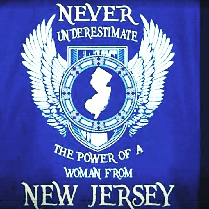 Never underestimate the power of a Jersey Girl