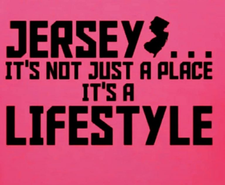JERSEY … IT'S NOT JUST A PLACE IT'S A LIFESTYLE