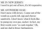 New Jersey vs Anywhere Else
