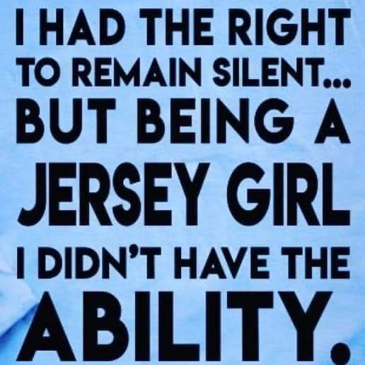 Jersey Girl doesn't have the ability to…