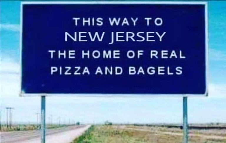 This Way To New Jersey
