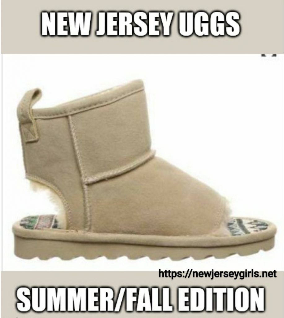 New Jersey Uggs