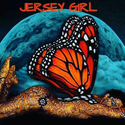 Jersey Girl Butterfly