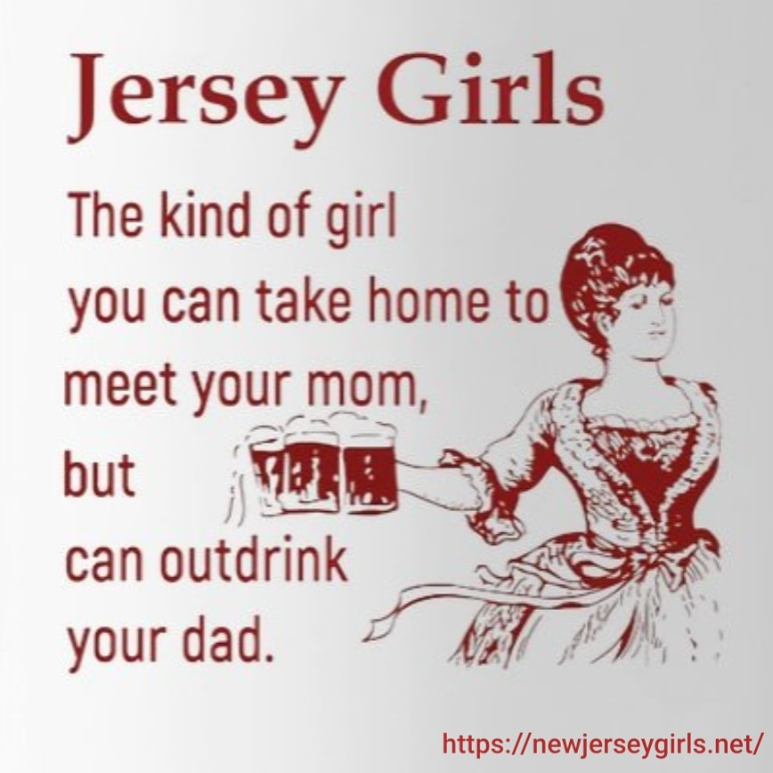 Jersey Girls with Mom and Dad