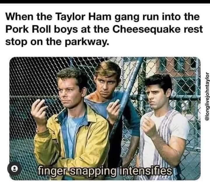 Taylor Ham and Pork Roll Boys