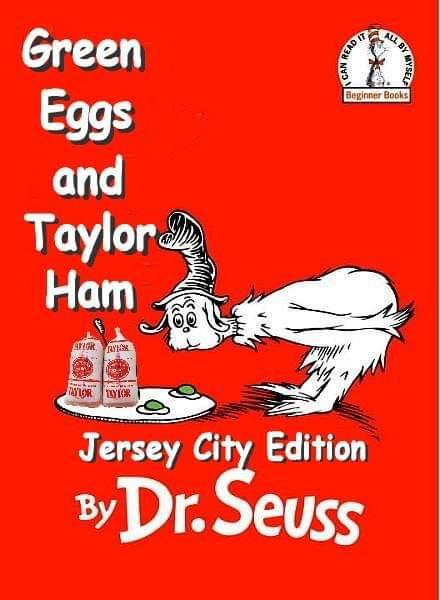 Dr Seuss Jersey City Edition